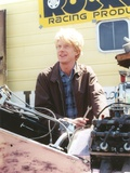 Ed Begley Posed in Brown Jacket Photo by  Movie Star News