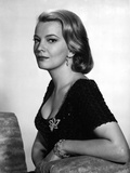 Gena Rowlands Posed in Portrait Photo by  Movie Star News