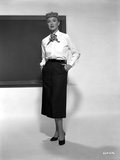 Eve Arden on Long Sleeve Top With Hands on Pocket Photo by  Movie Star News