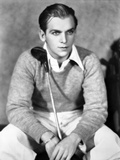 Douglas Fairbanks Jr in a Sweater Photo by  Movie Star News