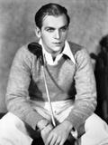 Douglas Fairbanks Jr in a Sweater Photo by  Movie Star News