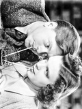 Judy Garland Mickey Rooney Babes in Arms 1939 drinking from the same cup Photo by  Movie Star News