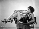 Evelyn Brent Reclining in Classic Photo by  Movie Star News