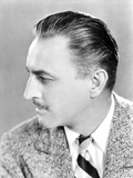 John Barrymore wearing a Suit and Looking Away in a Portrait Photo by  Movie Star News