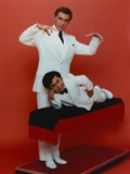 Fantasy Island Tatoo Laid Down in Red Room Photographie par  Movie Star News