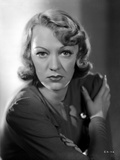 Eve Arden on Long Sleeve Top with Hand on Other Shoulder Portrait Photo by  Movie Star News