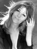 Ingrid Pitt wearing a Black Blazer Photo by  Movie Star News