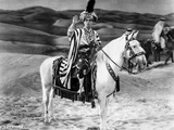 Eddie Cantor Riding Horse in Egyptian Outfit Photo by  Movie Star News