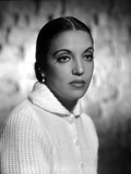 Katy Jurado Portrait in Classic Photo by  Movie Star News