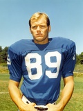 Fred Dryer in Football Uniform Portrait Photo by  Movie Star News