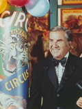 Ed McMahon smiling in Black Suit Photo by  Movie Star News