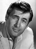 Fess Parker Close Up in White Tuxedo Photo by  Movie Star News