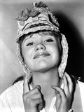 Hayley Mills wearing a Handcrafted Hat Photo by  Movie Star News
