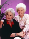 Golden Girls Posed with Friend Photo by  Movie Star News