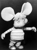 Ed Sullivan Mouse Portrait Photo af Movie Star News