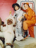Far Out Space Nuts Cast Portrait Photo by  Movie Star News