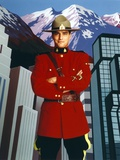 Due South Crossed Arms in Ranger Uniform Photo by  Movie Star News