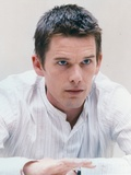 Ethan Hawke Posed in a Long Sleeve Photo by  Movie Star News