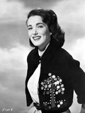 Movie Star News - Julie Adams in Black Dress Classic Portrait - Photo