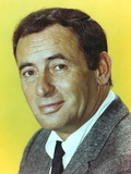 Joey Bishop Side View Close-up Portrait Photo by  Movie Star News