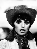 Liza Minnelli Close Up Portrait with Hat Photo by  Movie Star News
