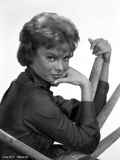 Juliet Prowse Portrait in Classic Photo by  Movie Star News