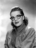 Janis Paige on a Long Sleeves with Glasses Photo by  Movie Star News