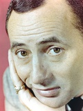 Joey Bishop Showing His Ring in a Close-up Portrait Photo by  Movie Star News