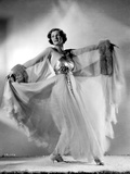 Irene Castle wearing a Gown and Swaying Photo by  Movie Star News
