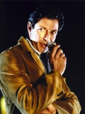 Jeff Goldblum Posed in Blazer Photo by  Movie Star News