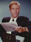 James Franciscus wearing Tuxedo Portrait Photo by  Movie Star News
