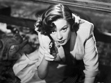 Jane Greer on a Blazer Point a Gun Photo by  Movie Star News