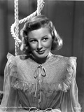 June Allyson in Classic Outfit Photo by  Movie Star News