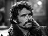 James Garner Close Up With Fur Collar Photo by  Movie Star News