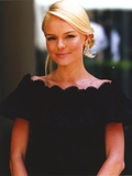 Kate Bosworth Posed in Black Dress Photo by  Movie Star News