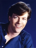 Jack Wagner Portrait in Blue Polo Photo by  Movie Star News