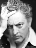 John Barrymore Touching His Hair in a Portrait Photo by  Movie Star News