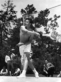 John Kerr in Playing Tennis Photo by  Movie Star News