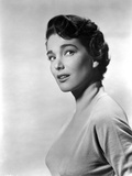 Movie Star News - Julie Adams Posed Side View Black and White Portrait - Photo
