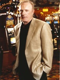 James Caan Posed in Gray Coat Photo by  Movie Star News