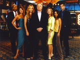 James Caan Group Picture Photo by  Movie Star News