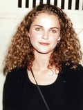 Keri Russell in Black Shirt Close Up Portrait Photo by  Movie Star News