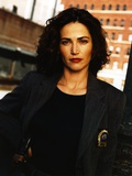 Kim Delaney Posed in Black Jacket Photo by  Movie Star News