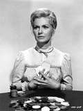 Joanne Woodward Playing in Classic Photo by  Movie Star News