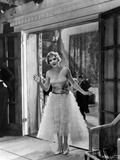 Mary Pickford on a Tube Dress standing Photo by  Movie Star News