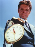 Jack Lord Portrait with A Watch Photo by  Movie Star News