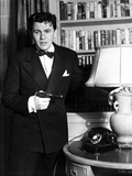John Garfield in Tuxedo Portrait Photo by  Movie Star News