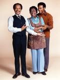 Jeffersons in Portrait Photo by  Movie Star News
