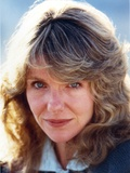 Jill Clayburgh Closed Up in Portrait Photo by  Movie Star News