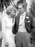 John Barrymore Looking at Wife Photo by  Movie Star News